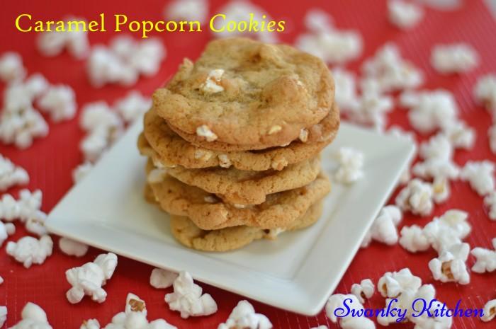 Caramel Corn Cookies