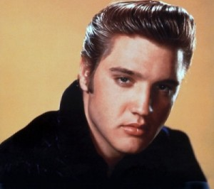 Elvis, known for his strange eating habits, washed it all down with Nesbitt's Orange Soda.