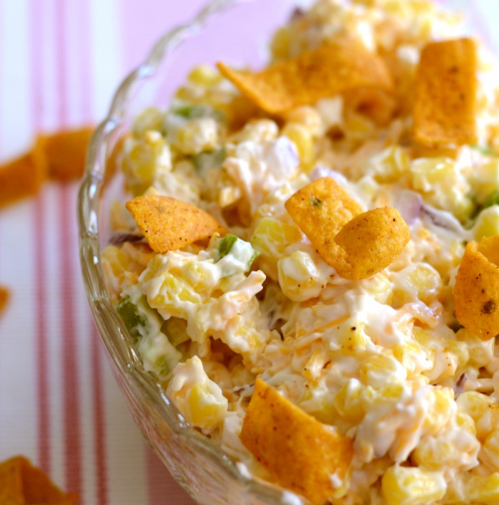 Chili Fritos Corn Salad 2